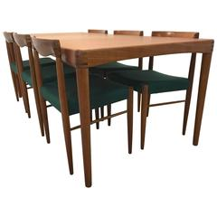 H.W. Klein Danish Dining Set