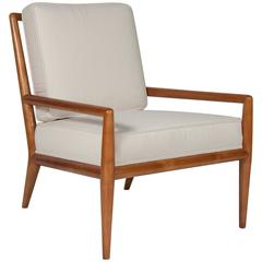 Maple Lounge Chair by T.H. Robsjohn-Gibbings
