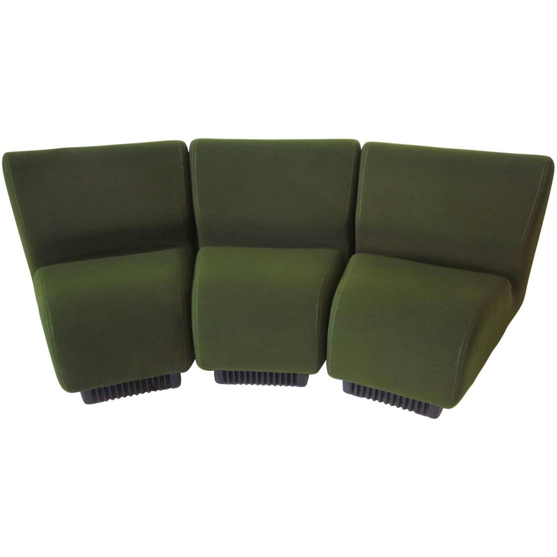 Don Chadwick Modular Sofa by Herman Miller at 1stdibs