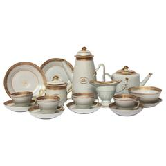 Chinese Export Coffee / Tea Set