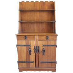 Imperial Hutch in the Monterey Style
