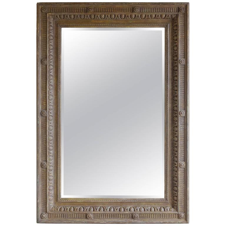 Grand Scale Classical Italian Framed Mirror