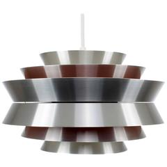 Trava Pendant, Iconic Swedish Lighting Design by Carl Thore for Granhaga, 1967