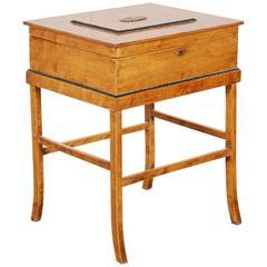 Swedish Biedermeier Occasional Table