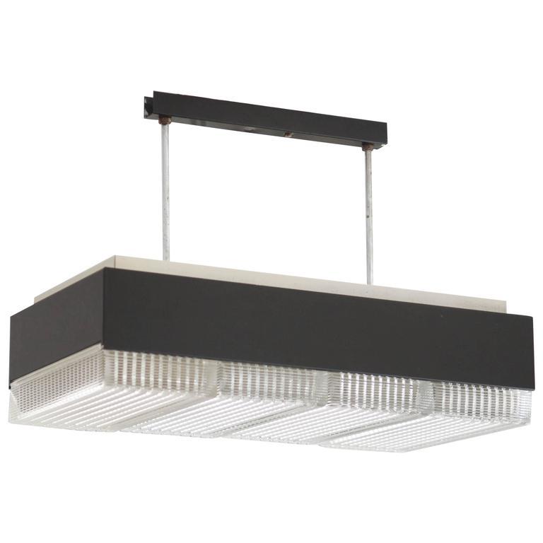 Rectangular Pendant Light For Sale At 1stdibs