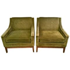Pair of Monteverdi Young Club Chairs