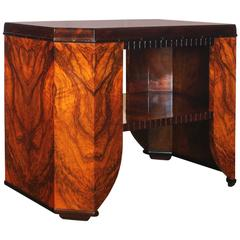 Art Deco Center Table Attributed to Gaston Poisson