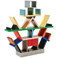 Carlton Bookcase '1:4 Scale Miniature' by Ettore Sottsass for Memphis