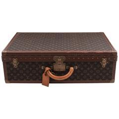 Louis Vuitton Luxury Vintage Suitcase