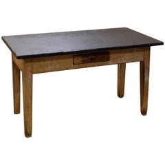Swedish Painted Wood Desk, 18th-19th Century