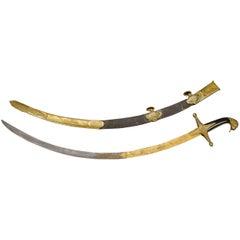 Mameluke Sabre Sword