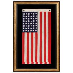 48 Star, U.S Navy Small Boat Ensign Flag