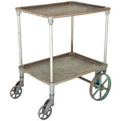Metal Industrial Cart