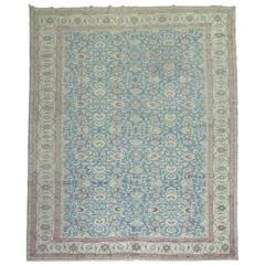 Blue Turkish Sivas Carpet