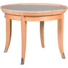 Maurice Jallot Low Side Table