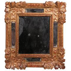 Petite Regence Period Mirror