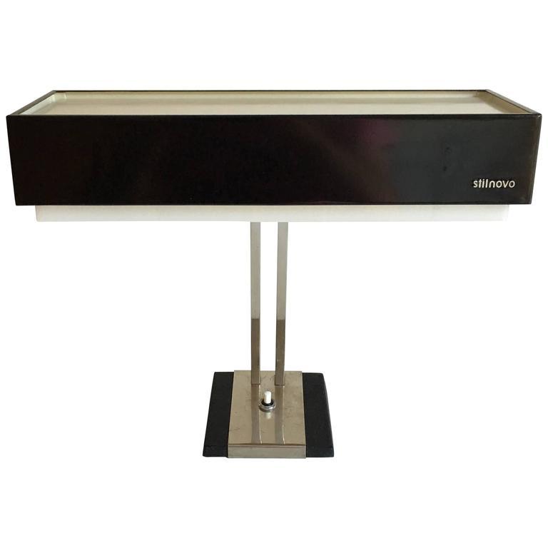 Stilnovo Mid Century Industrial Desk Lamp 1