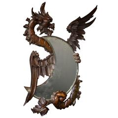 Viardot Dragon Mirror
