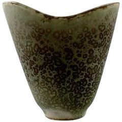 Carl Harry Stålhane/Stalhane, Rörstrand/Rorstrand Stoneware Vase