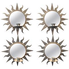 Four Round Mirrors, 1960