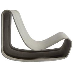 Loop Chair and Side Table by Willy Guhl