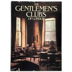 Gentlemen's Clubs of London, Anthony Lejeune & Malcolm Lewis