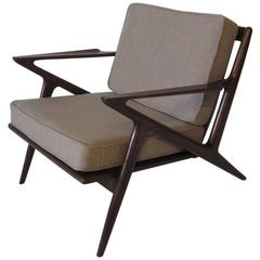 Paul Jensen Danish Lounge Chair