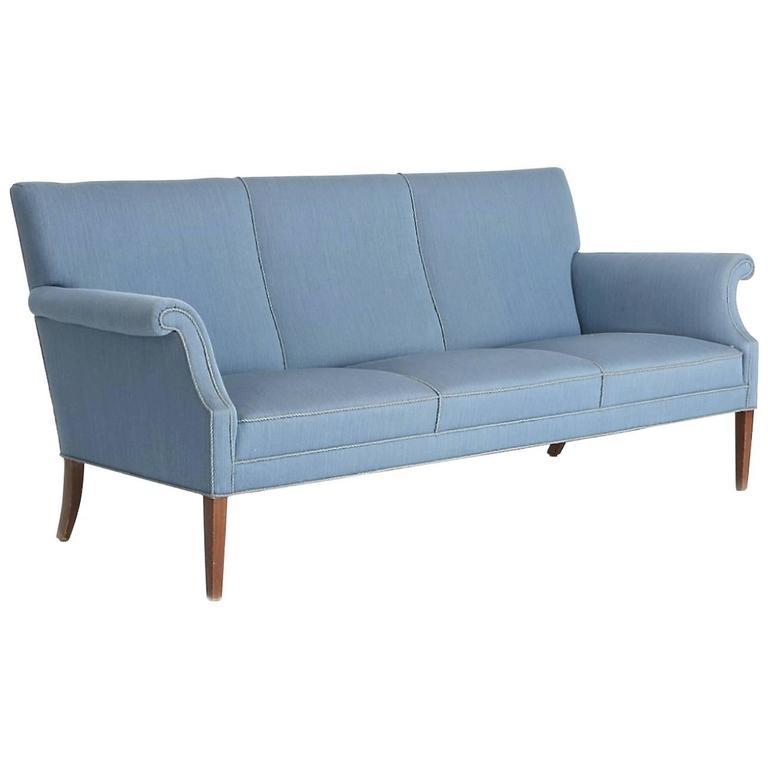 Wonderful Frits Henningsen Sofa