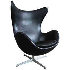 Arne Jacobsen, Egg Chair, 1966