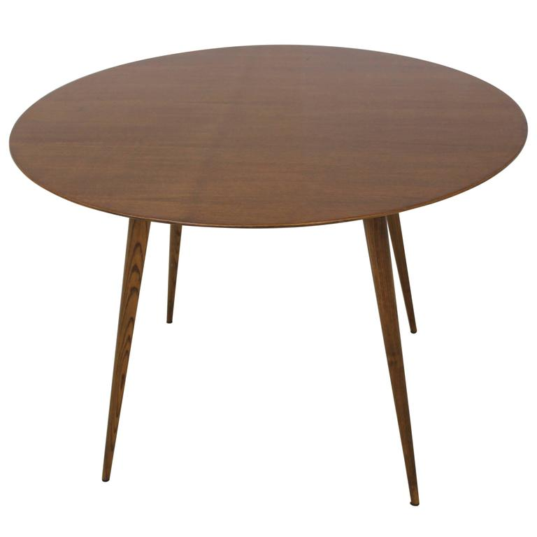 Ico U0026 Luisa Parisi Per Cassina Wood Dinner Table 1