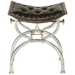 Victorian Patent Stool by Hare & Sons
