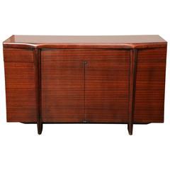 Mid-20th Century 'Art Deco' Style Mahogany Sideboard