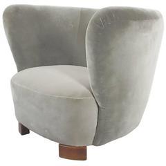 Danish Art Deco Armchair