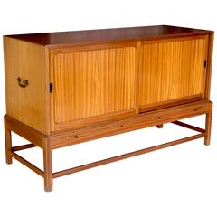 Sideboard Model 4122 in Cuban Mahogany by Kaare Klint