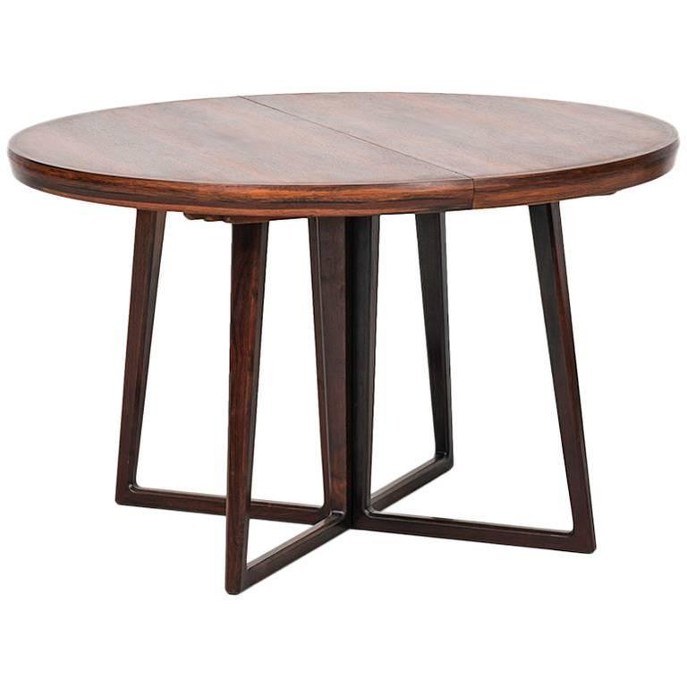 Helge Sibast Dining Table Produced by Sibast M248bler in  : 5159373l from www.1stdibs.com size 768 x 768 jpeg 31kB