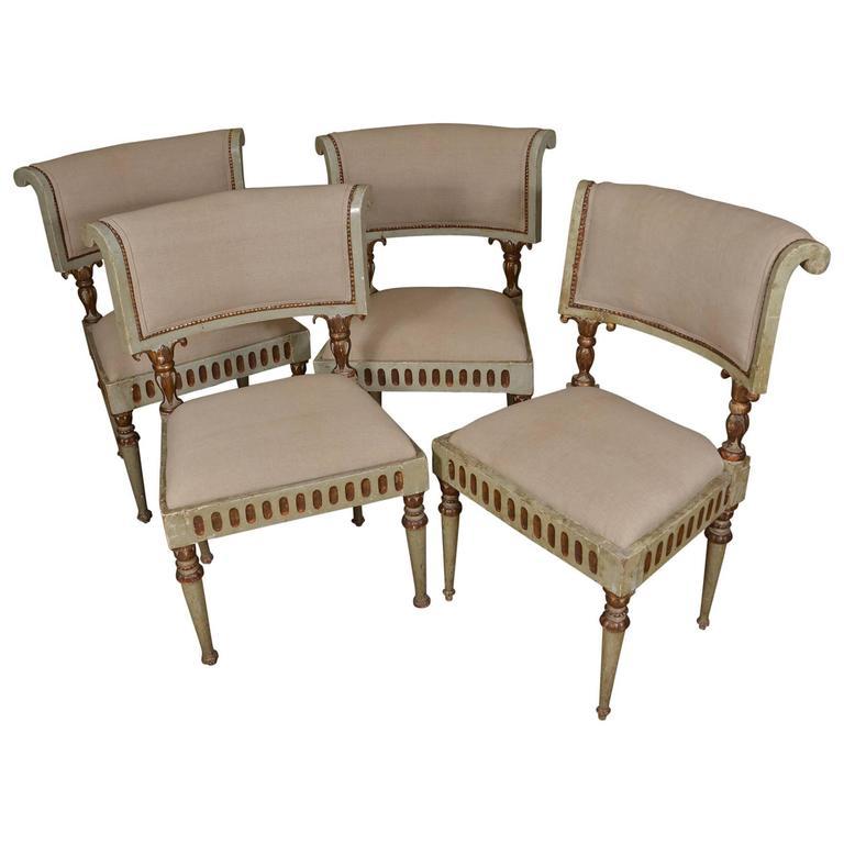 18th Century Italian Chairs