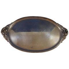 Redlich & Co Sterling Silver Serving Tray Platter, Serveware, Hollowware