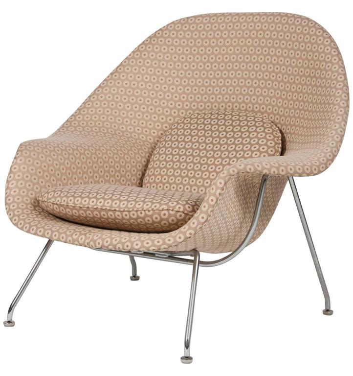 Beau Eero Saarinen Womb Chair