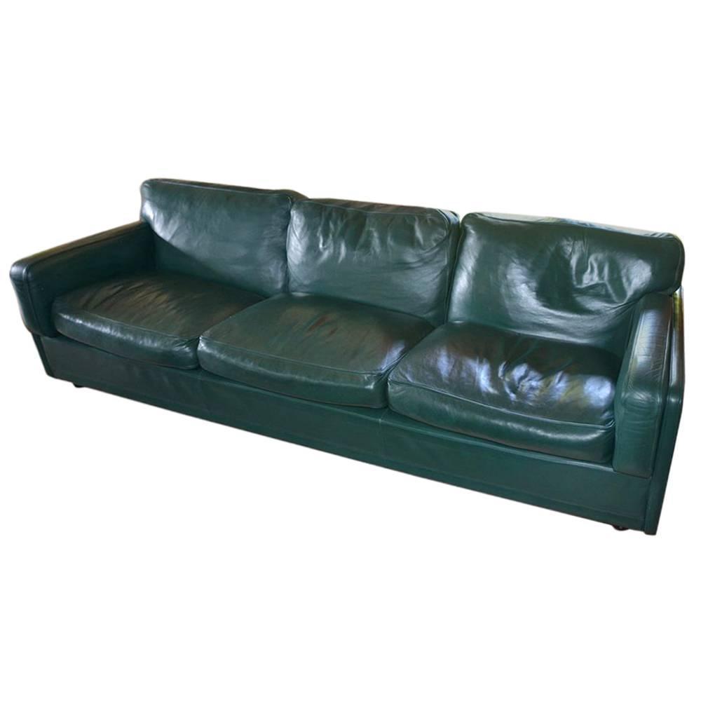 Leather sofa by poltrona frau at 1stdibs - Leather Sofa By Poltrona Frau At 1stdibs 59