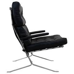 Mid Century Lounge Chair for Airborne International, Belgium