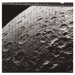 Unmanned Missions and Liftoffs Vintage Gelatin Silver Print by NASA