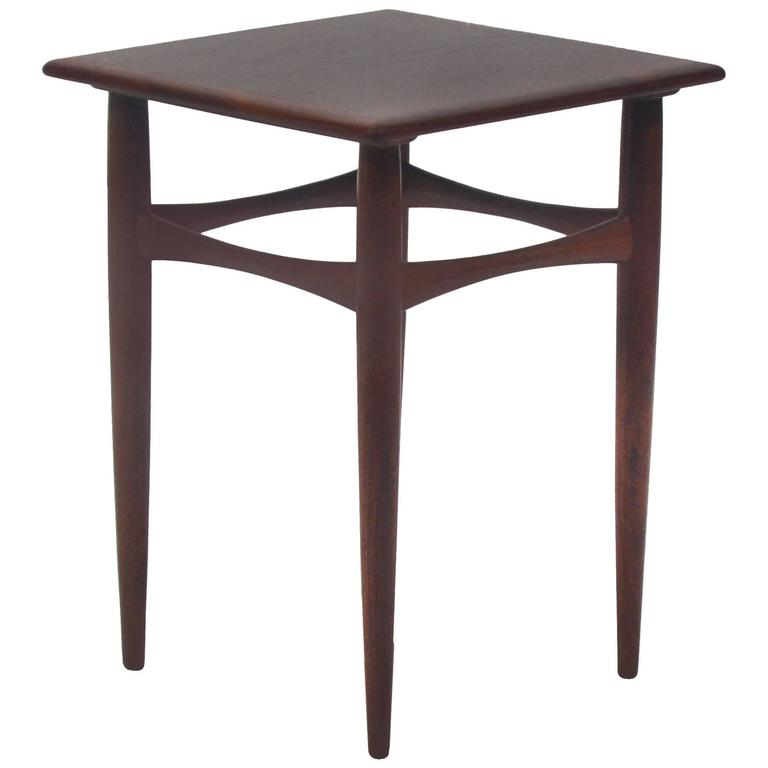 Arne Hovmand-Olsen Rosewood Side Table