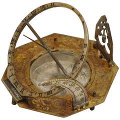 Andreas Vogler Sundial
