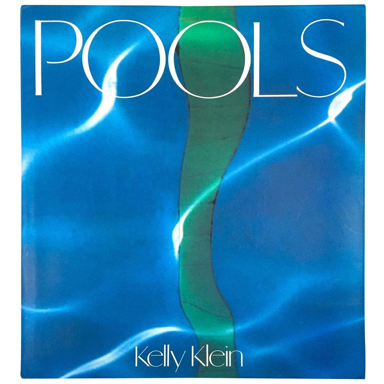 Pools, Kelly Klein - 1992 For Sale