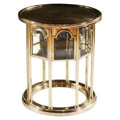 Brass Centre Table in the Moorish Taste