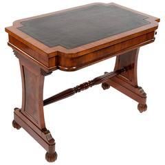 Antique 19th Century Mahogany Stretcher Table