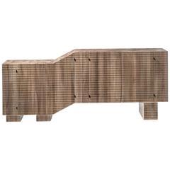 Giuseppe Rivadossi Sideboard Alplan B, Unique Piece, Italy
