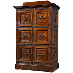 Angiolo Barbetti Exhibition Cabinet