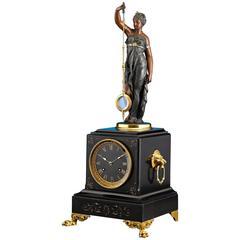 A. R. Guilmet Mystery Clock