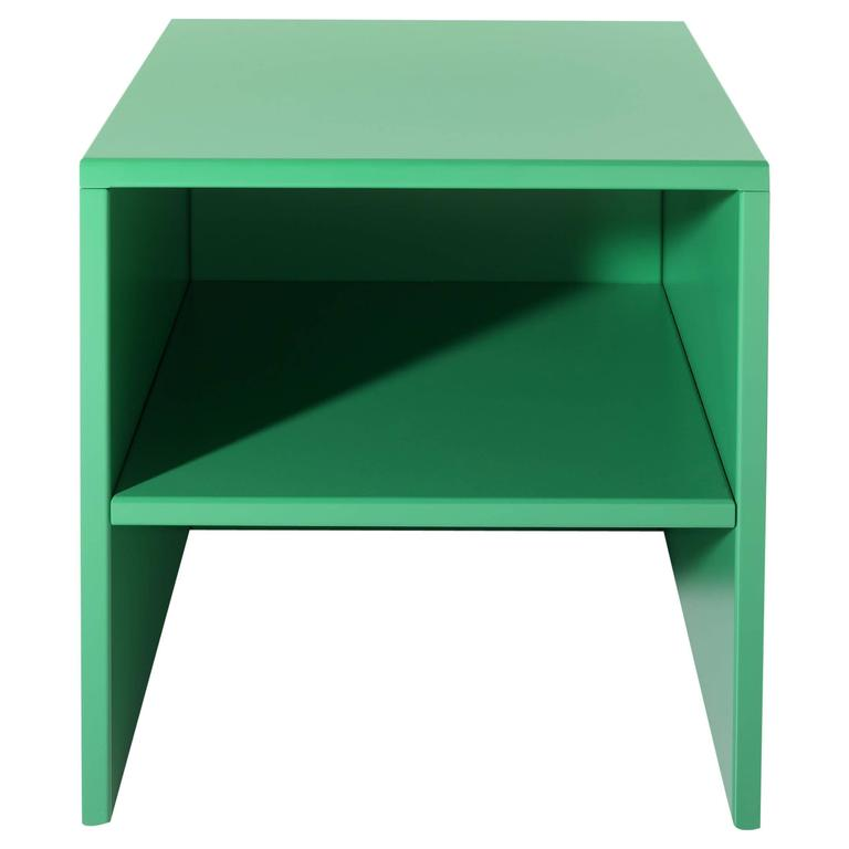 Stool or Table by Donald Judd
